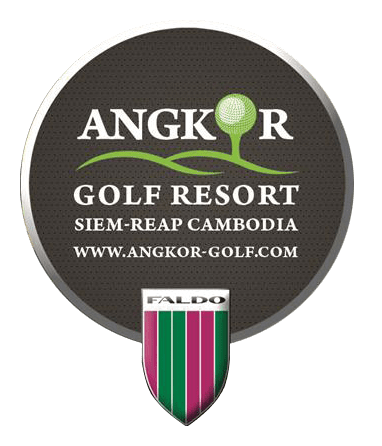 angkor golf logo